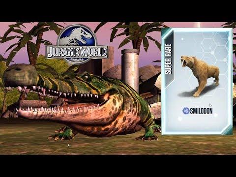 ✔️CÚ LỪA ĐẦU NĂM TỪ LEGEND THÀNH SUPER RARE :V | Jurassic World Khủng Long Game Android, Ios jura