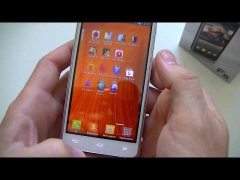 Test du LG Optimus F5   par Top-For-Phone.fr