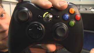Classic Game Room - XBOX 360 CONTROLLER for WINDOWS review