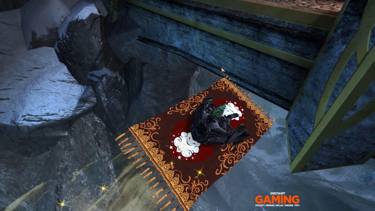 itemshop watch fliegender teppich gleitschirm magic carpet glider youtube. Black Bedroom Furniture Sets. Home Design Ideas