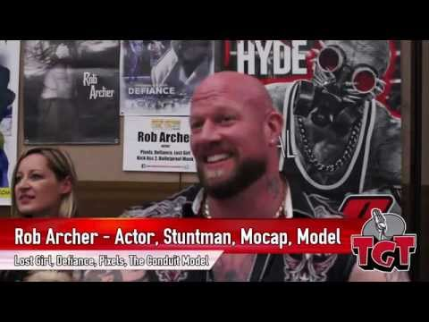Rob Archer interview Two Geeks Talking