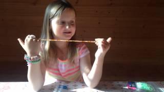 Урок 4. Плетение из резиночек.
