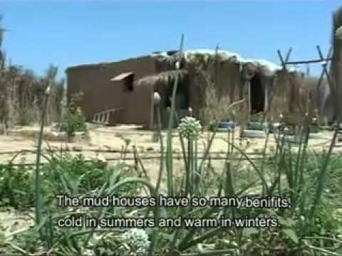 New (mud) houses in gaza ((Free gaza))