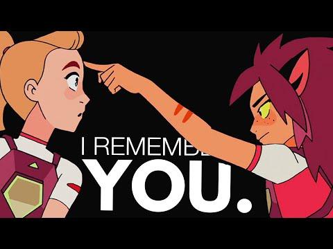 I remember you | catra/adora
