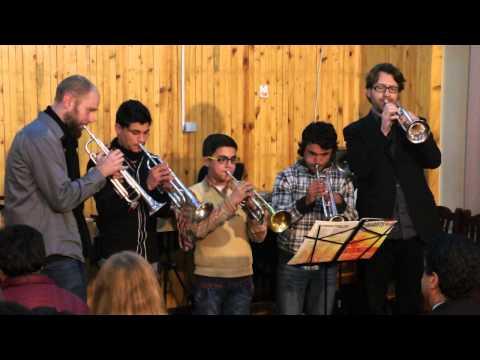 ANIM Trumpet Ensemble - Celebration (Kool & The Gang)