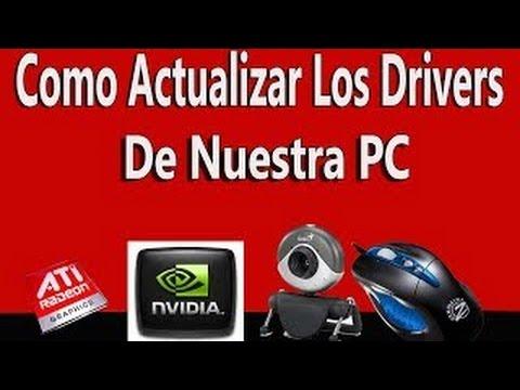 Como Actualizar Los Drivers de Tu Pc (Windows 7/ 8/ 8.1/ 10)