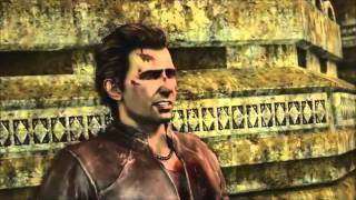 Uncharted 3: Real deaths pt.1 - SPOILERS