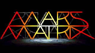 Mars Matrix - GAME OVER