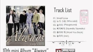 ♥ [DOWNLOAND] UKISS - ALWAYS (10th mini Album) ♥