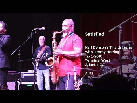 Satisfied - Karl Denson