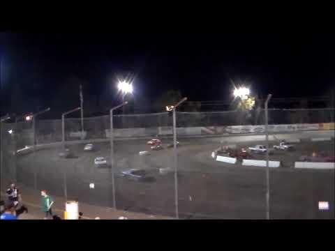 Mini Stocks Main Event - Bakersfield Speedway - 9.16.17