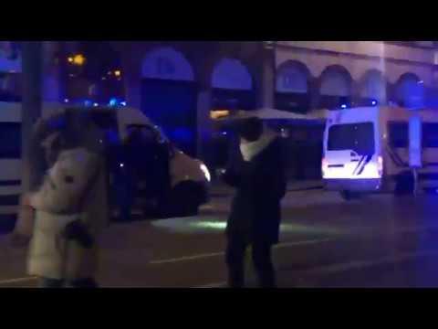 France shooting: Gunman kills three in Strasbourg