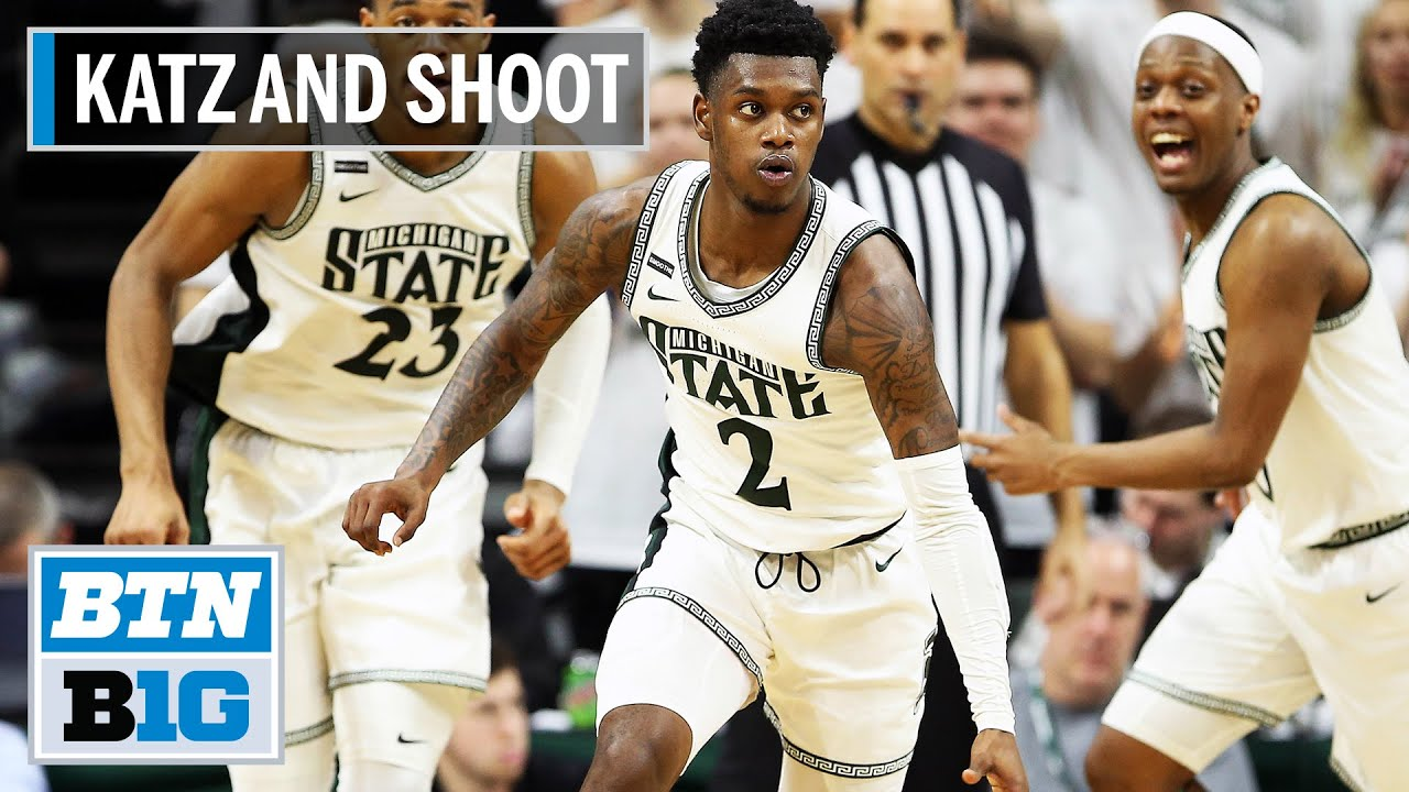 Three Things to Watch for Michigan State Basketball | Katz & Shoot
