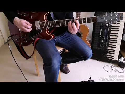 The cure - in your house - how to play - tuto guitare youtube