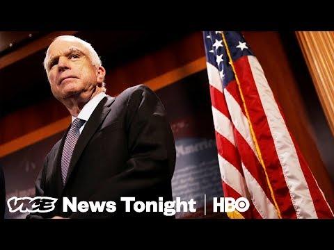 John McCain Dead At 81 (HBO)