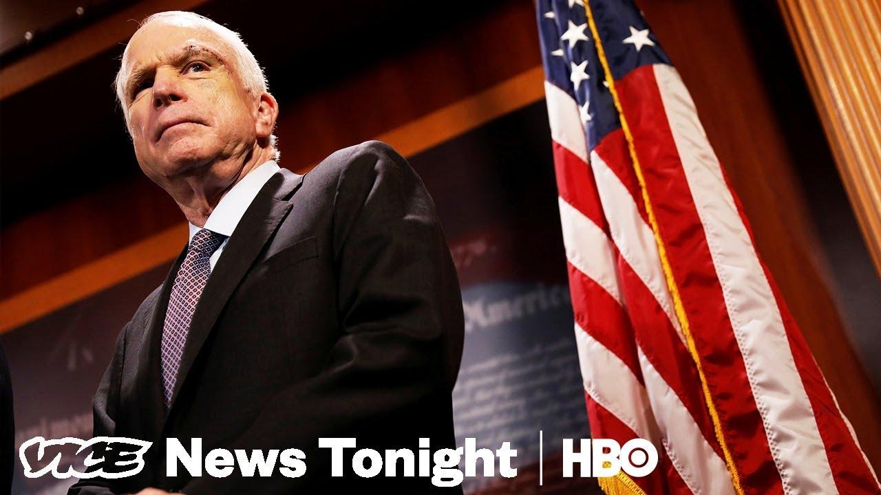 John McCain Dead At 81(HBO)