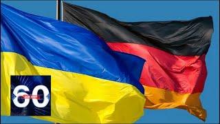 Украина не может без Германии: Зеленский просит помощи у Меркель. 60 минут от 18.06.19