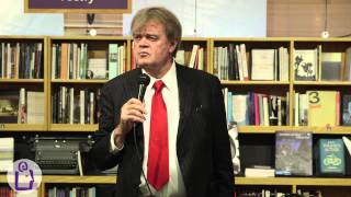 Garrison Keillor introduces his newest book The Keillor Reader at University Book Store - Seattle