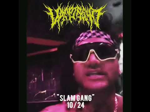 Riff raff vampirecunt slam gang shout out