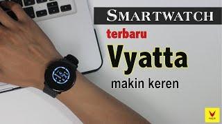 Gambar cover Smartwatch Terbaru Vyatta Makin Keren | Review Vyatta Phantom Fitme