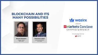ETMarkets Conclave: Cryptocurrency | Blockchain and its many possibilities