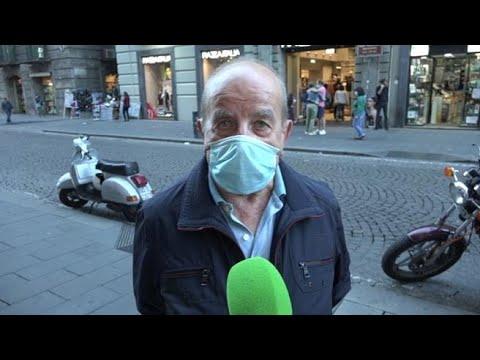 Coronavirus, nuove restrizioni in Campania: napoletani divisi
