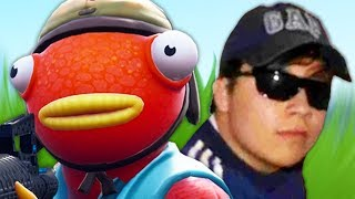 PLAYING FORTNITE WITH QUACKITYHQ