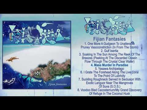 Phyllomedusa - Fijian Fantasies FULL ALBUM (2019 - Goregrind / Sludge)