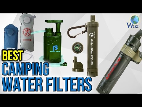 10 Best Camping Water Filters 2017