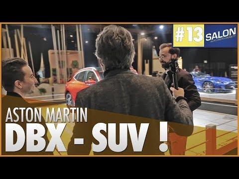 🚗 ASTON DBX | Débat sur les SUV Sportif avec Vilebrequin