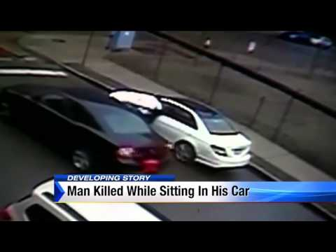 Detroit Man Murdered while Sitting in his Car