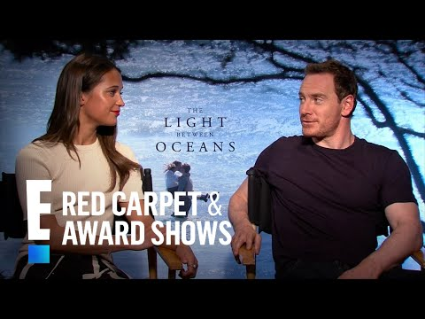 Michael Fassbender & Alicia Vikander Couple Up in New Flick | E! Live from the Red Carpet