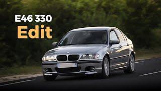 Edit BMW 330 D E46