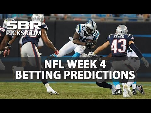 SBR Roundtable Discussion |  Best Picks For NFL Week 4