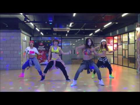 Zumba Kamelia – Amor Radio Edit – Zumba Choreography by ShinDong