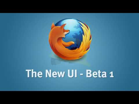 Welcome to Firefox 4 Beta 1