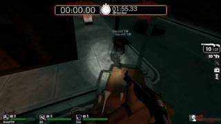 left 4 dead gamplay and glitch