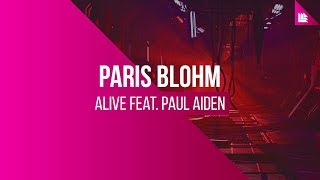 Paris Blohm feat. Paul Aiden - Alive image