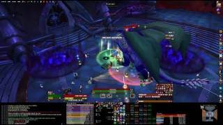 Theralion and Valiona vs Ensidia 25Man Normal Hunter PoV  (Cataclysm)