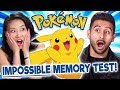Pokémon Fans Take The Impossible Pokémon Memory Test Too Much Information mp3