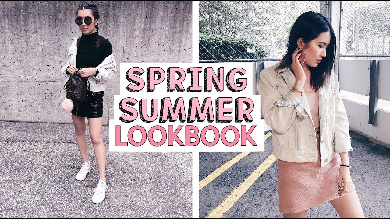 [VIDEO] - Spring/Summer 2017 Lookbook 1