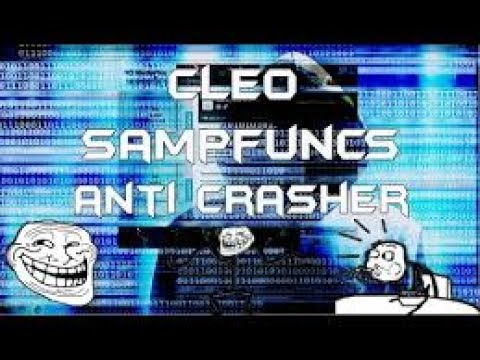 SAMPFUNCS FOR SAMP PLAY ANY MOD WITHOUT CRASHES