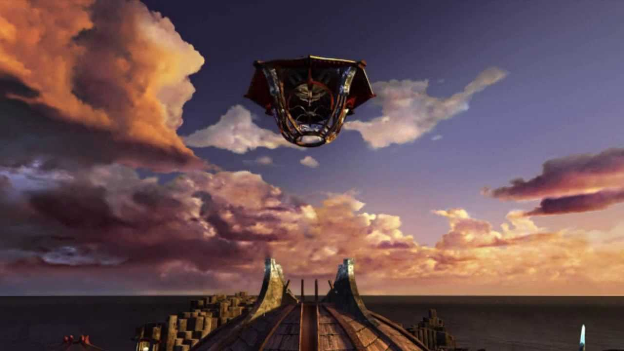 let s play myst iii exile part 14 pinball roller coaster youtube