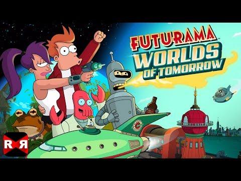 Футурама Миры Будущего {!!!} Futurama Worlds of Tomorrow прохождение #1 — Чёт как то не очень