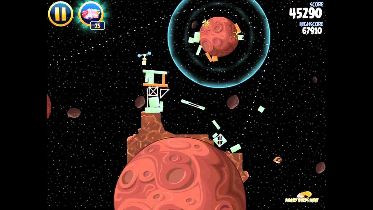 angry birds star wars 1 37 tatooine 3 star walkthrough youtube