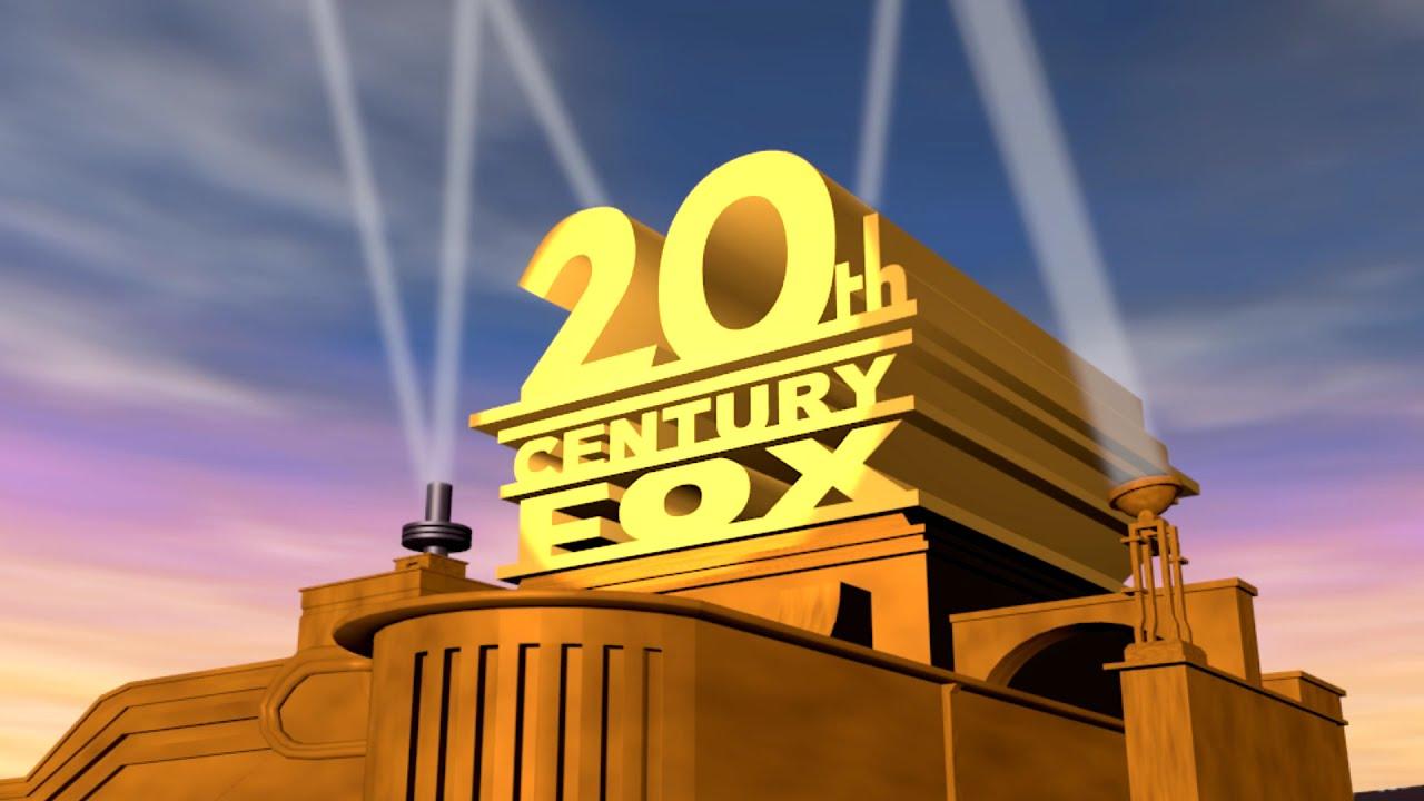 20th Century Fox logo 3DS Max remake (November Updated)