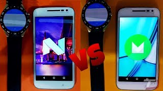 Moto G4 Play Android 7.1.1 vs Android 6.0.1: Speed Test!