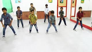 Locality boys song | dance cover | Trinity dance studio