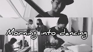 MORNING INTO DANCING_ BREAKFAST BAND ( COVER )