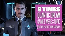 8 Times Quantic Dream Games Were Stupid (But We Played Them Anyway)